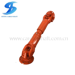 Reliable Reputation Black Cardan Shaft by Sitong