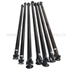 Black steel light vehicle drive shaft