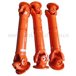 SWC-I110A Cardan Shaft Are Popular Today