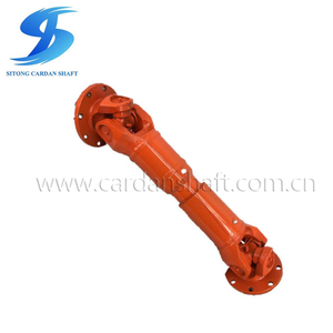 Industrial Cardan Shaft for Metallurgy