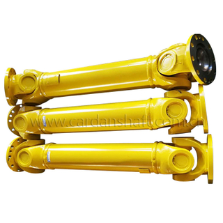 High Quality Cardan Drive Shafts For Heavy Truck