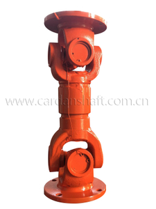 Industrial Cardan Shaft Driver for Chromium-plated Rod